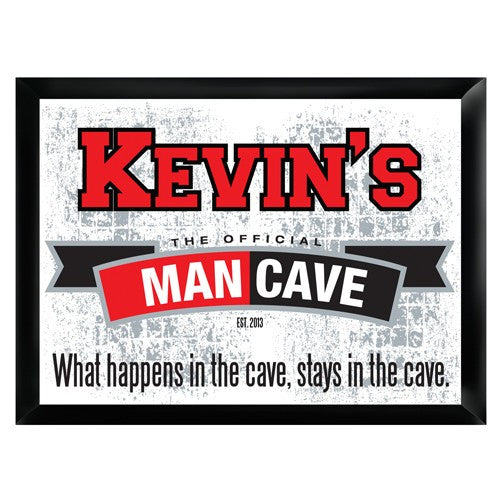 Bar - Vegas Slogan Man Cave Sign
