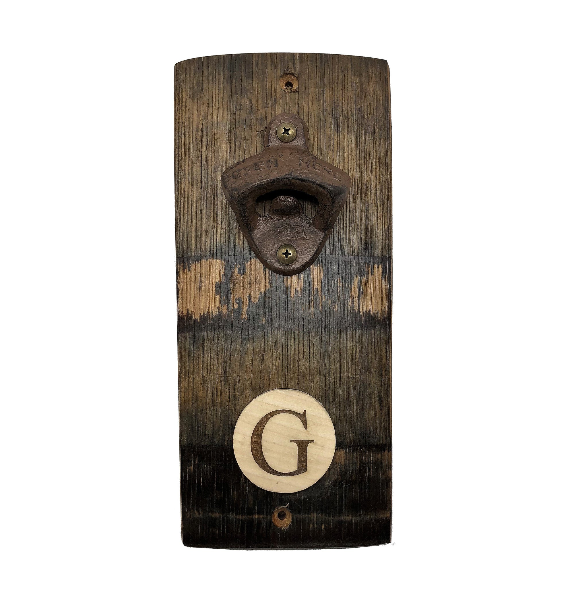 Bourbon Wood Bottle Opener