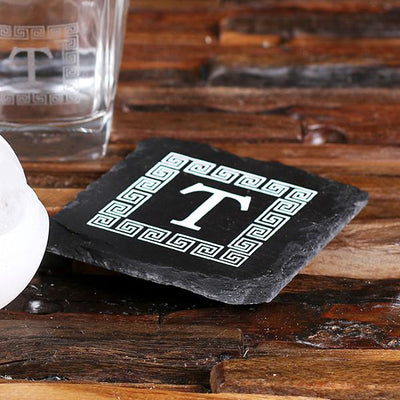 Engraved Stone Coasters