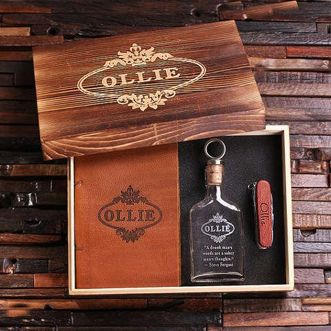 Best All In One Groomsmen Gift Whole Shebang For Your