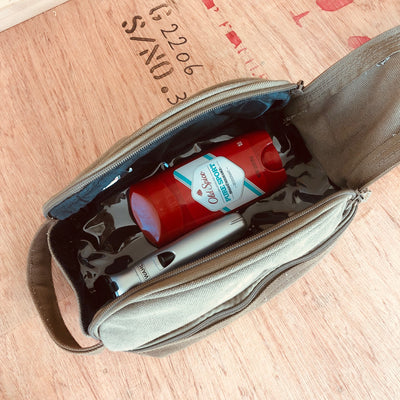 Traveler's Toiletry Bag
