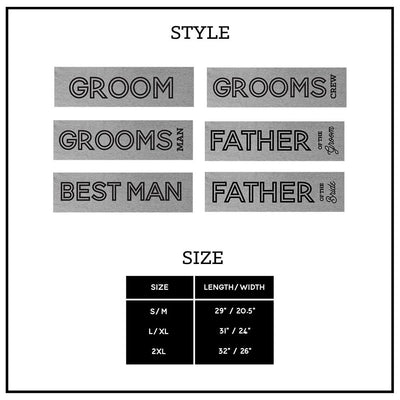 Shirts - Grooms Crew T's