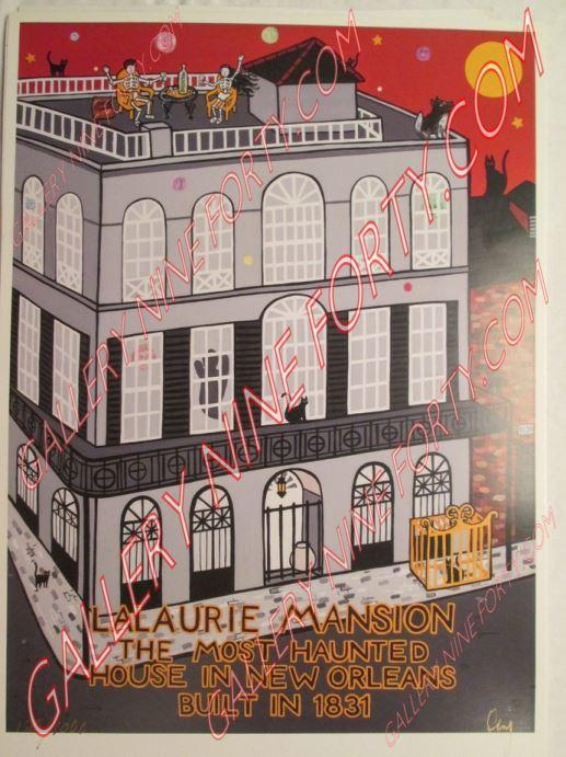 Lalaurie Mansion®, the Most Haunted House in New Orleans