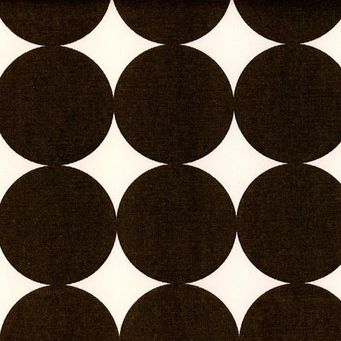 Black Dot Cushion