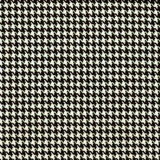 Classic Houndstooth Cube