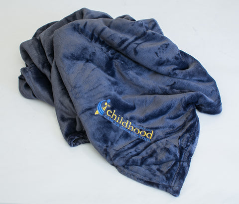 ACCO Logo Ultra Soft Blanket