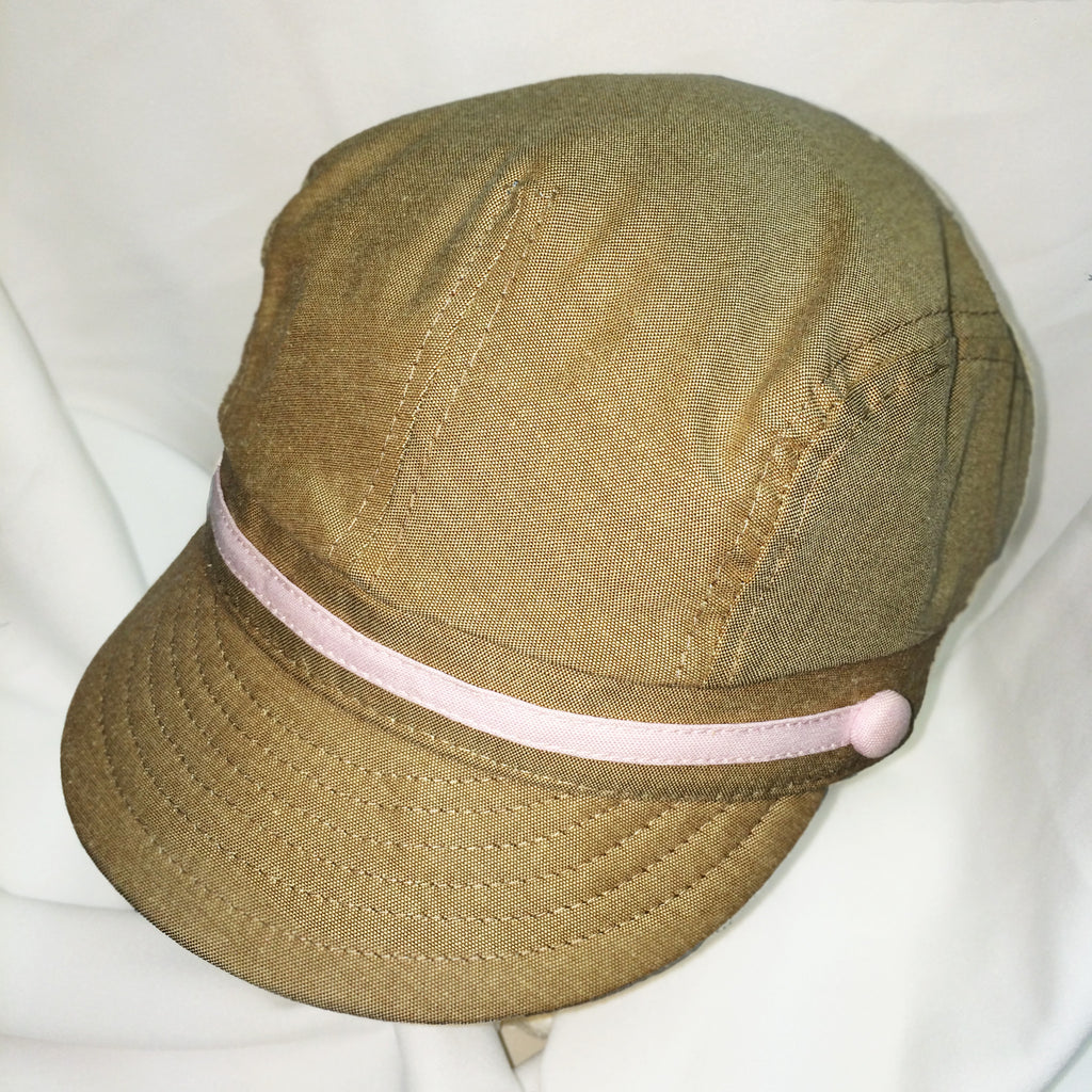 Girls Brimmed Caps (Small/Medium)