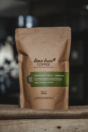 Roastmaster's Choice Coffee - lone tree coffee