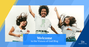 Welcome to the Visions of God Blog