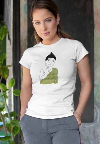 Buddha - Visions of God Women's T-Shirt - Bhutan