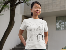 My Home - Visions of God Woman's and Men's T-Shirt - Bhutan