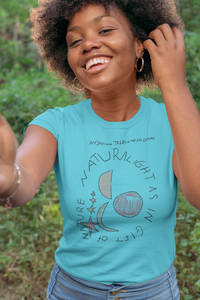 Guided by Nature - Visions of God Women's T-Shirt - Nigeria