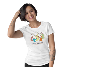 Praise - Visions of God Women's T-Shirt - Philippines