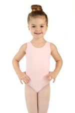 Elowel Kids Girls' Tank Leotard (Size 2-14 Years) Multiple Colors