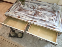 Load image into Gallery viewer, Shabby Chic Coffee Table