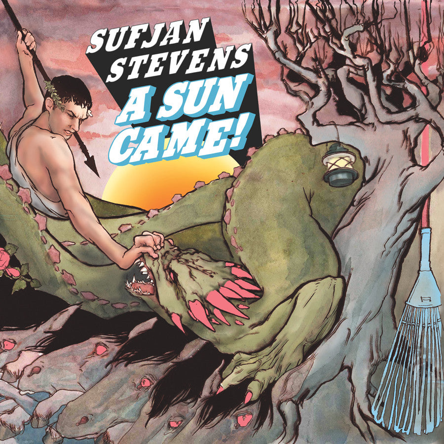 Sufjan Stevens - A Sun Came (*2nd Edition)