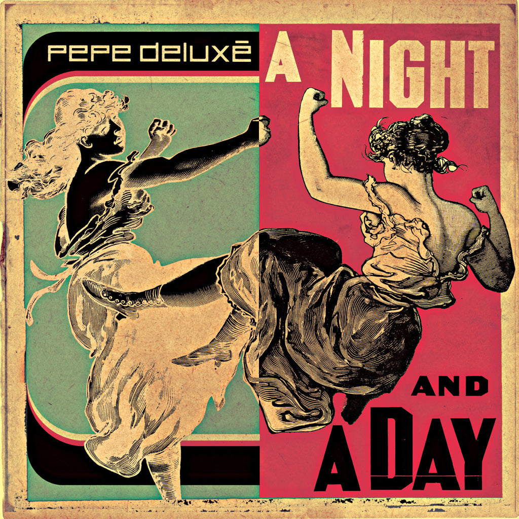 Pepe Deluxé - A Night And A Day