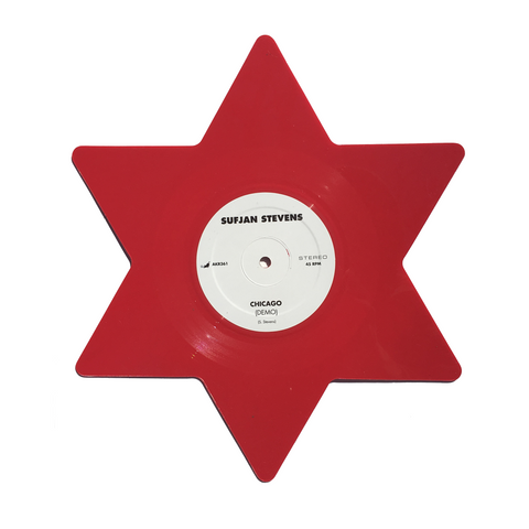 "Sufjan Stevens - ""Chicago (Demo)"" MISPRINT [PREORDER]"