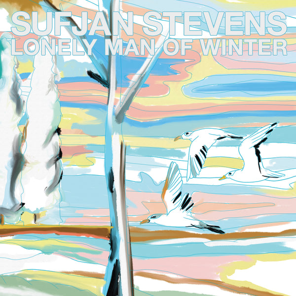 Sufjan Stevens / Alec Duffy - Lonely Man of Winter (Preorder)