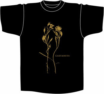 Castanets - In The Vines - T-Shirt (Black)