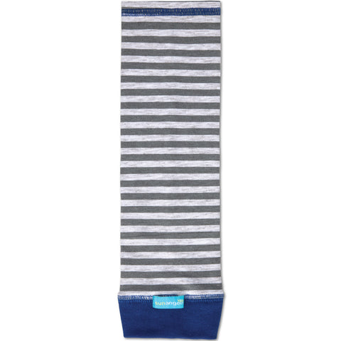 blue stripes boys sun arm sleeve