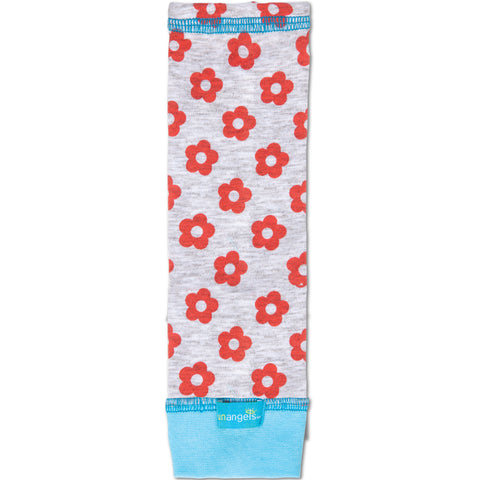 red flowers girls sun arm sleeve