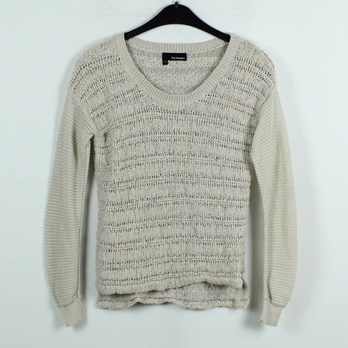 THE KOOPLES Strickpullover Gr. XS beige