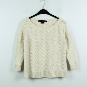 FRENCH CONNECTION Pullover Gr. M creme