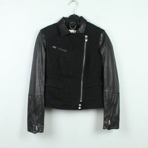 Campus by Marc O'Polo Bikerjacke Gr. XS schwarz