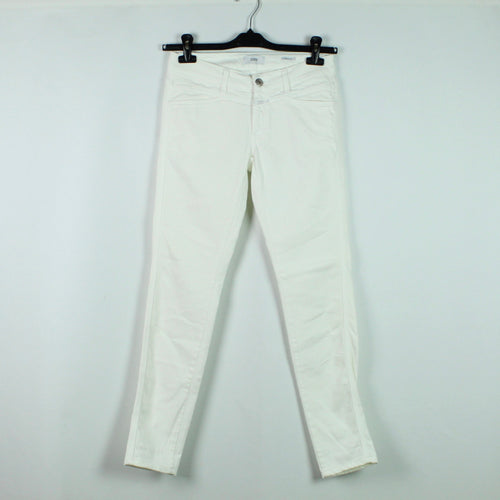 CLOSED Jeans Gr. 26 weiß Pedal Star