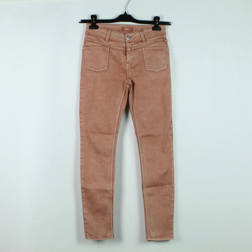 CLOSED Jeans Gr. 25 braun Modell: Pedal-X