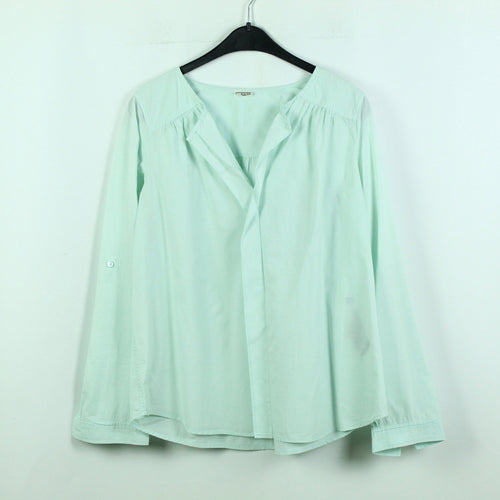 CLOSED Bluse Gr. L mintgrün