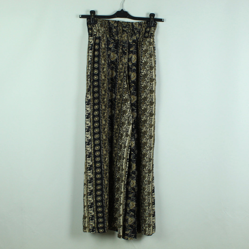 URBAN OUTFITTERS Marlenehose Gr. XS Boho
