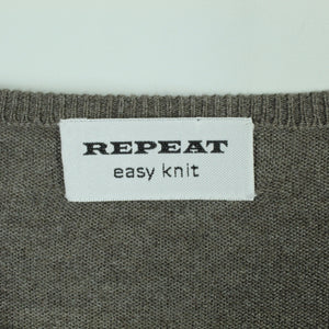 REPEAT Strickpullover Gr. 36 braun