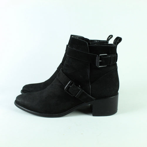 ALL SAINTS Stiefeletten Gr. 41 schwarz