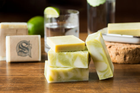 Bar Soap - Gin & Tonic