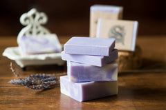 Bar soap - Lavender Fields