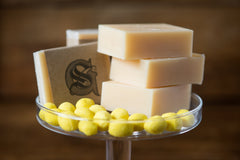 Bar Soap - Zoe's lemon drop