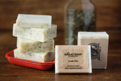 Bar Soap - Double mint