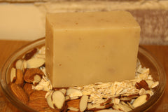 Bar Soap - Almond Oatmeal