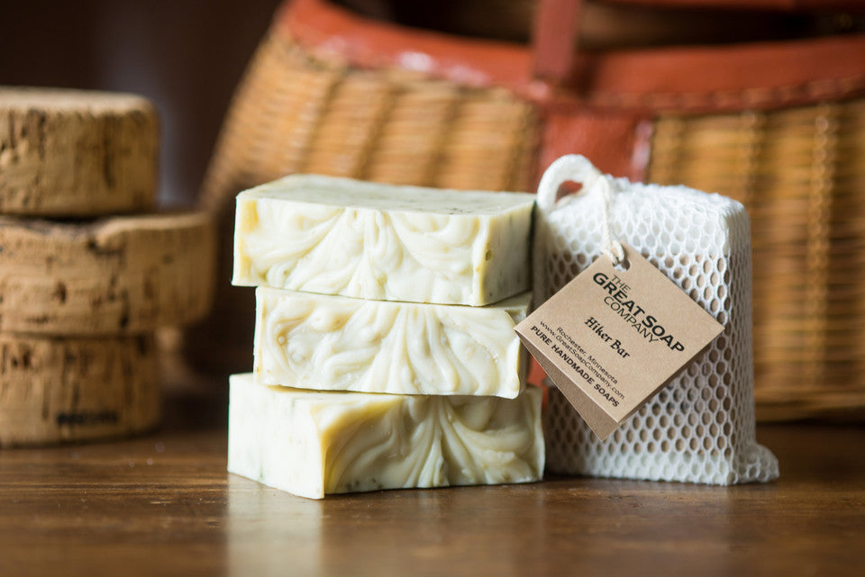 Pure handmade Soap