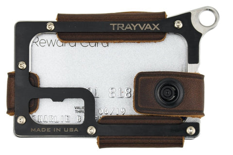 Trayvax Contour Wallet