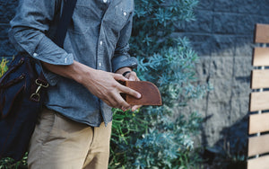 Front Pocket Wallets from Rogue Industries