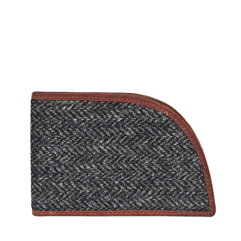 Rogue Front Pocket Wallet in Bedford Tweed