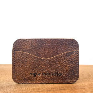 Portland Card Case from Rogue Industries Front