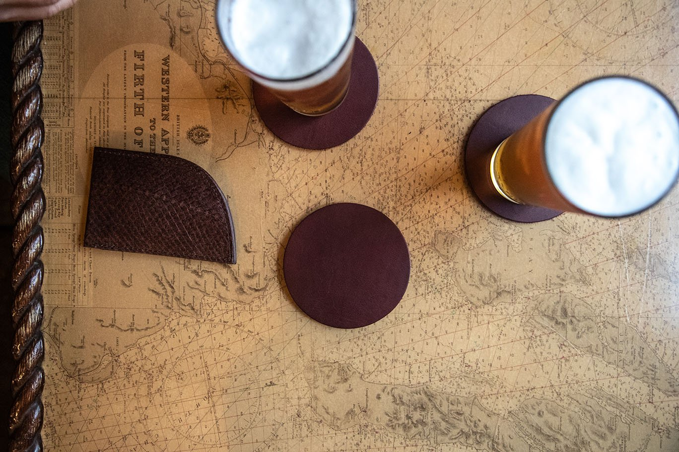 Sebago Camp Coasters