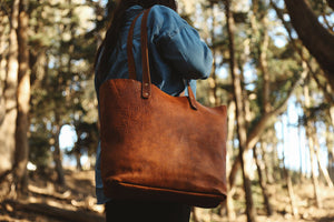 Fore Street Tote Bag from Rogue Industries - Made in Maine Tote