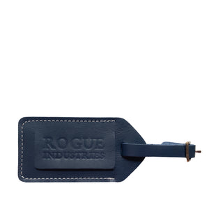 Rogue Leather Luggage Tag