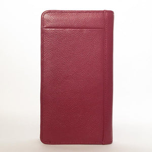 Monhegan Zip Travel Wallet