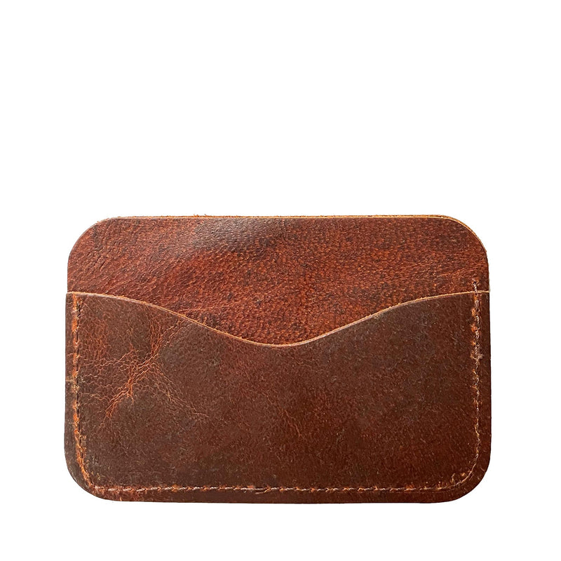 Moose Leather Card Case
